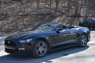 Used 2017 Ford Mustang in Naugatuck, Connecticut