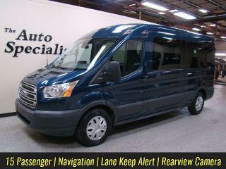 Ford Transit XLT 2015