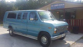 Ford Econoline E-350 1987