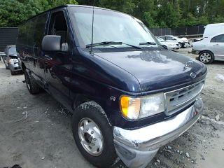 Ford Econoline E-350 2001