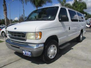 Used 2001 Ford Econoline E-350 in Costa Mesa, California