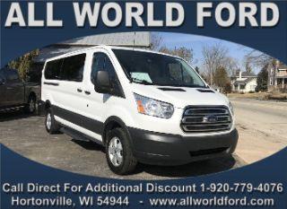 Ford Transit XLT 2017