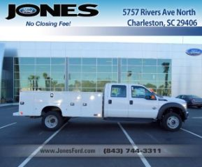Used 2016 Ford F-550 in Charleston, South Carolina