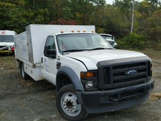 Ford F-550 2008