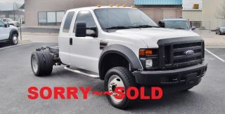 Ford F-550 2009