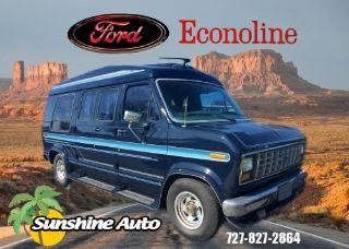Ford Econoline E-150 1990