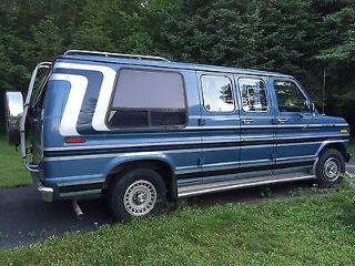 Ford Econoline E-150 1989