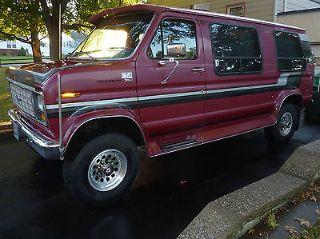 Ford Econoline E-350 1989