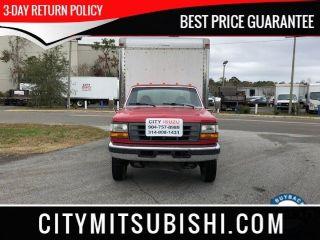 1996 Ford F-Super Duty