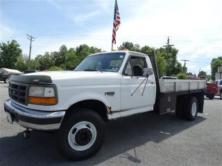 Used 1997 Ford F-Super Duty in Lewisburg, West Virginia