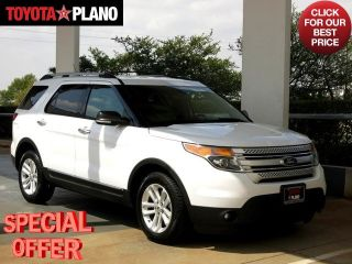 Used 2013 Ford Explorer XLT in Plano, Texas