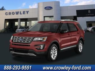 Used 2016 Ford Explorer XLT in Plainville, Connecticut