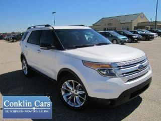 Used 2014 Ford Explorer XLT in Newton, Kansas