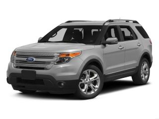 Ford Explorer Limited Edition 2015