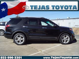 Ford Explorer Limited Edition 2014