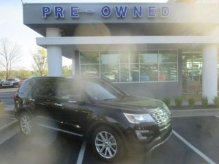 Used 2017 Ford Explorer Limited Edition in Buford, Georgia