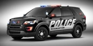 Ford Explorer Police Interceptor 2018
