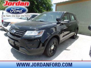 Used 2016 Ford Explorer >> Used 2016 Ford Explorer Police Interceptor In San Antonio Texas