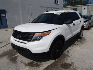 Used 2013 Ford Explorer Police Interceptor in Irvington, New Jersey