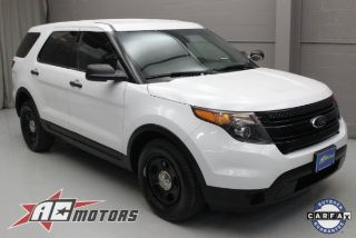 Ford Explorer Police Interceptor 2014