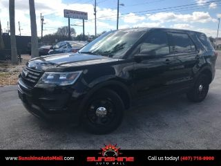 Ford Explorer Police Interceptor 2016