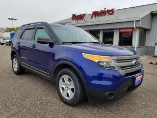 Ford Explorer Base 2013