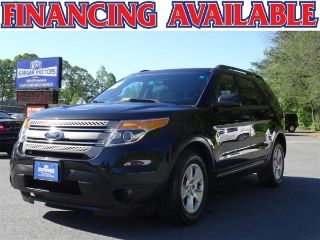 Ford Explorer Base 2014