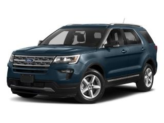 2018 Ford Explorer Base