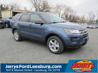 Ford Explorer Base 2018