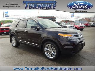 Used 2013 Ford Explorer XLT in Huntington, West Virginia