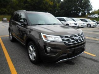 Used 2016 Ford Explorer XLT in Columbia, Connecticut