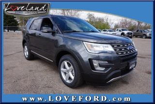 Used 2016 Ford Explorer XLT in Loveland, Colorado