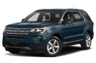 Used 2018 Ford Explorer XLT in Barstow, California