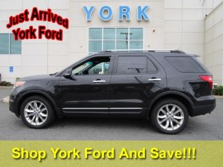 Used 2013 Ford Explorer XLT in Saugus, Massachusetts