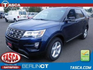 Used 2016 Ford Explorer XLT in Berlin, Connecticut