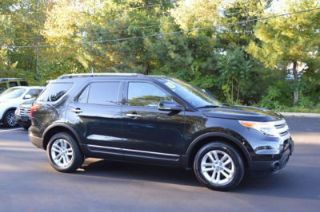 Used 2013 Ford Explorer XLT in Hanover, Massachusetts