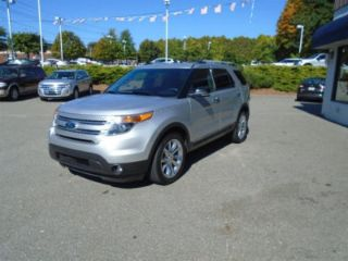 Used 2013 Ford Explorer XLT in Marlborough, Massachusetts