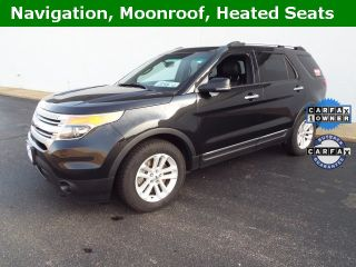 Used 2013 Ford Explorer XLT in Akron, Ohio