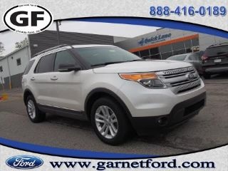 Used 2015 Ford Explorer XLT in Chadds Ford, Pennsylvania