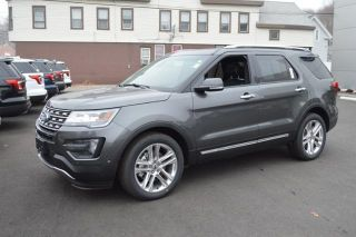 Used 2016 Ford Explorer Limited Edition in Franklin, Massachusetts