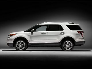 Ford Explorer Limited Edition 2013