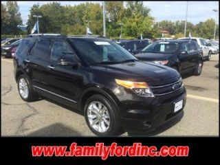 Used 2013 Ford Explorer Limited Edition in Enfield, Connecticut