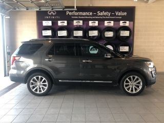 Ford Explorer Limited Edition 2017