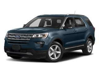 Ford Explorer Limited Edition 2018