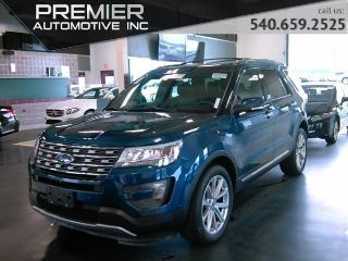 Ford Explorer Limited Edition 2016