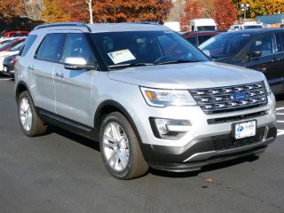 Used 2016 Ford Explorer Limited Edition in Narragansett, Rhode Island
