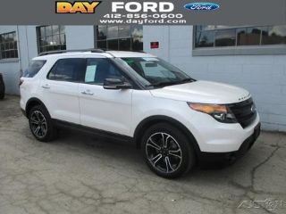 Used 2013 Ford Explorer Sport in Monroeville, Pennsylvania
