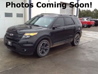 Used 2015 Ford Explorer Sport in Salina, Kansas