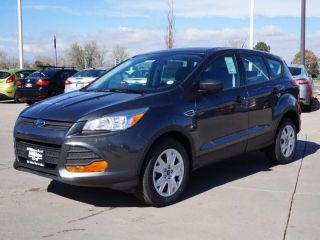 Used 2016 Ford Escape S in Aurora, Colorado