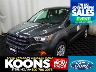 Ford Escape S 2018